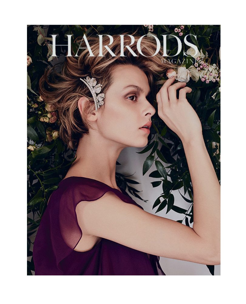 Milena Zuchowicz for HARRODS Magazine