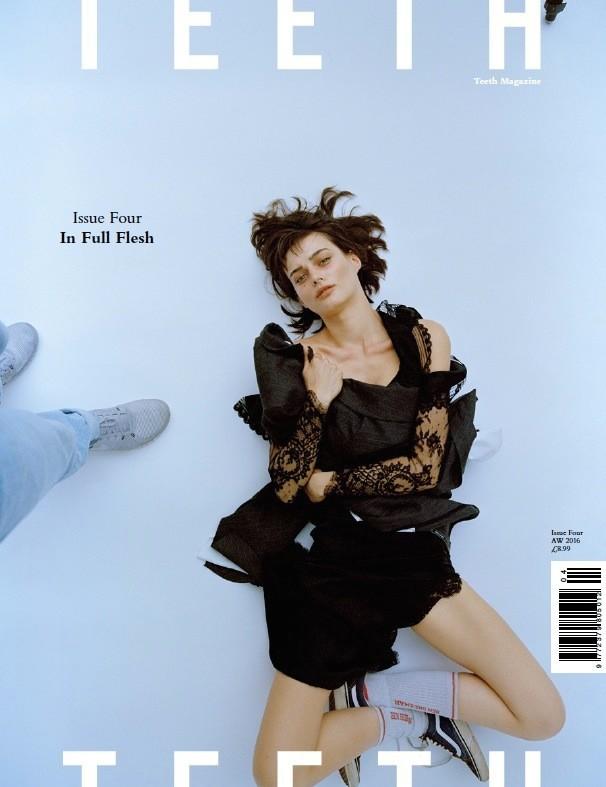 Sibui Nazarenko for Teeth magazine