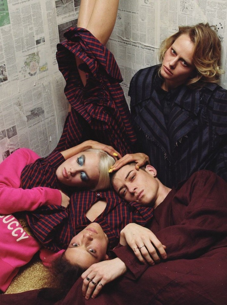 Sofya Titova for Glamcult Magazine