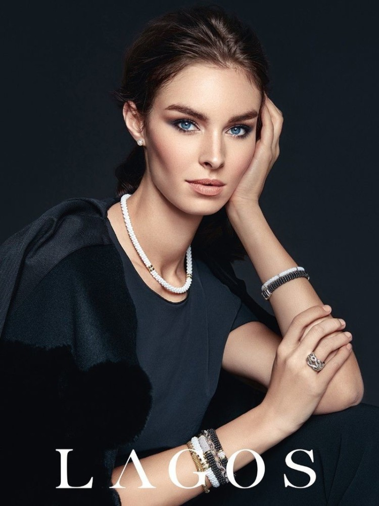 Jessica Le Bleis for Lagos Jewelry Fall 2016