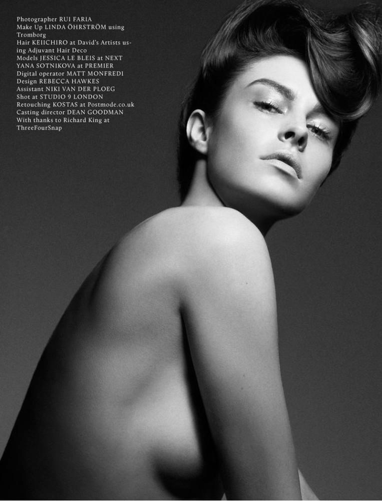 Jessica Le Bleis for Volt Magazine