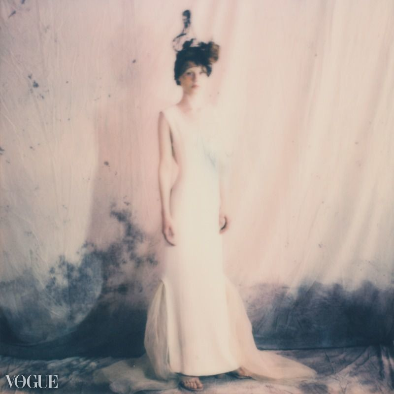 Vera Vassilieva for Vogue - Poetics in G minor