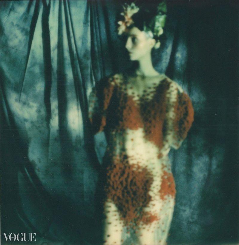 Vera Vassilieva for Vogue - Inherited Sweet Dreams