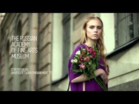 Vera Vassilieva For AURORA FASHION WEEK Russia SS 14