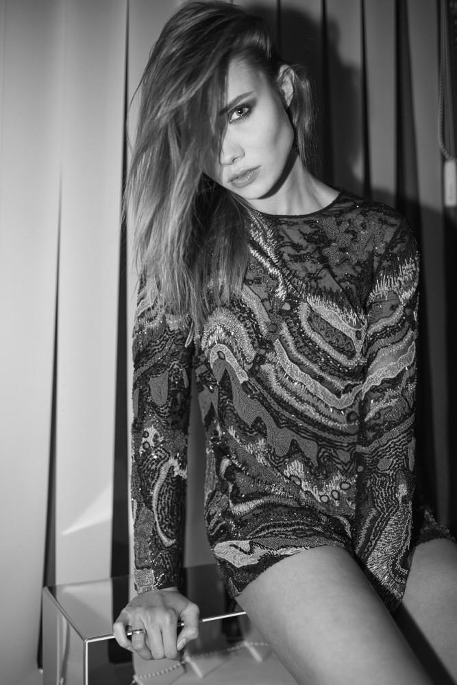Anastasia Krivosheeva by Saint Yvy