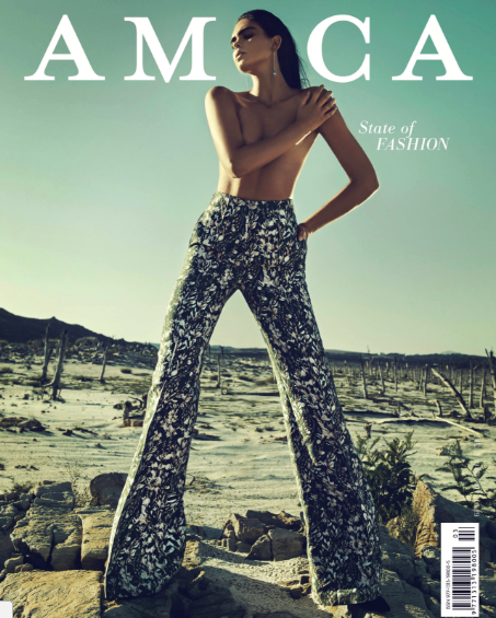 Mieke Visser for AMICA Magazine
