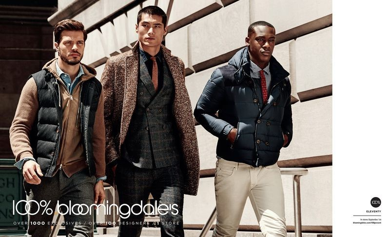 Emmanuel Amorin for Bloomingdale's