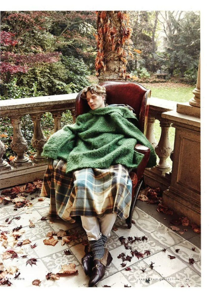Stephan Haurholm for Vanity Fair Italy