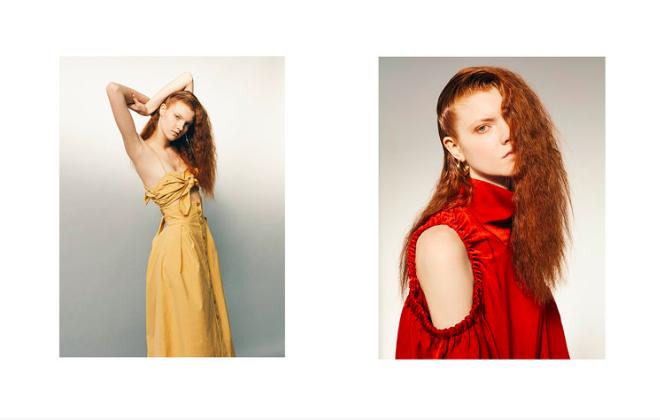 Anastasia Ivanova for Sleek Magazine