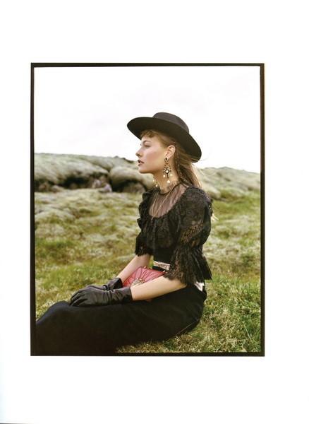 Magdalena Havlikova for Dolce Vita Magazine