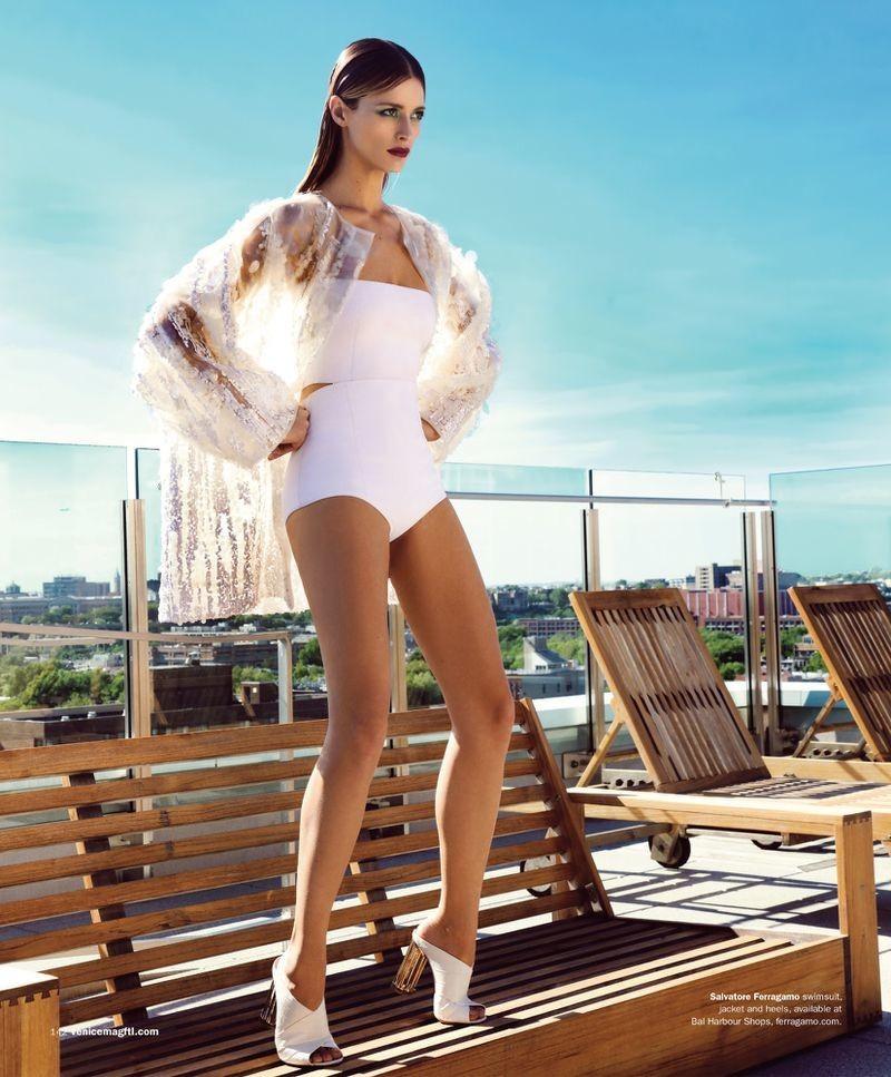 Flavia Lucini for Venice Magazine