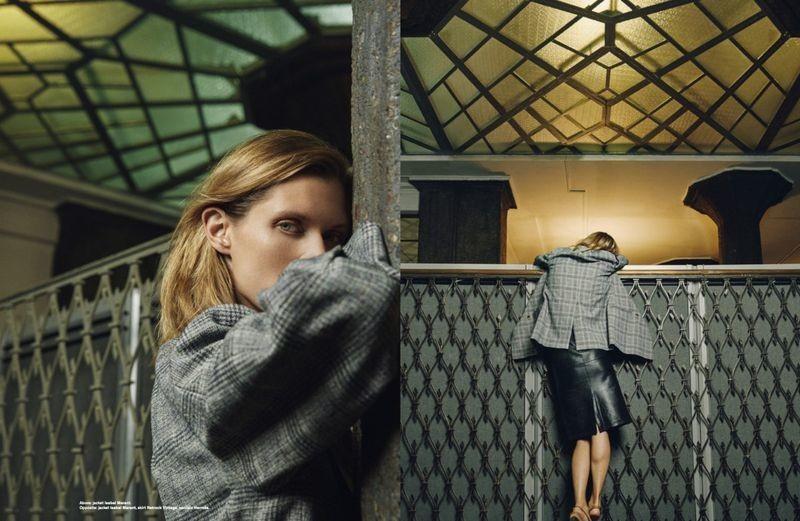 Malgosia Bela for Muse Magazine