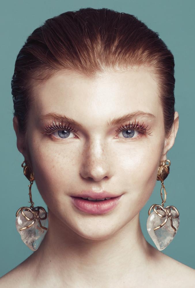 Daria Milky for Brunch Magazine
