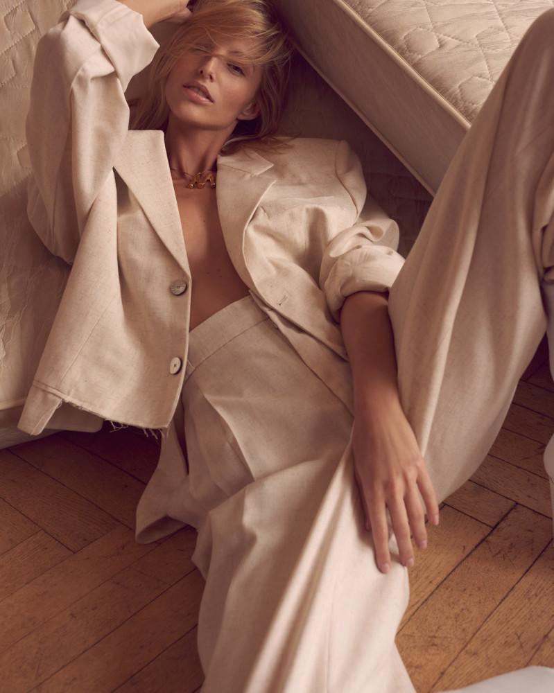 Michaela Kocianova for Harper's Bazaar