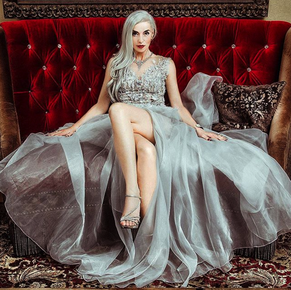 Yazemeenah Rossi for Marie Westwood Magazine