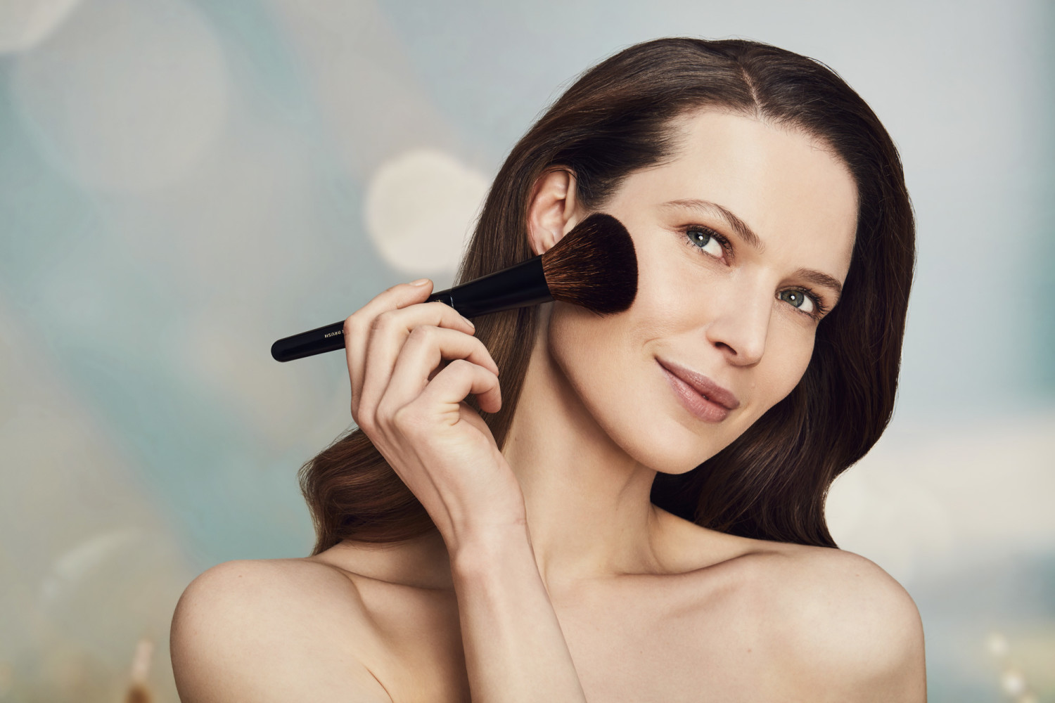 Angelika Wierzbicka for MAX FACTOR
