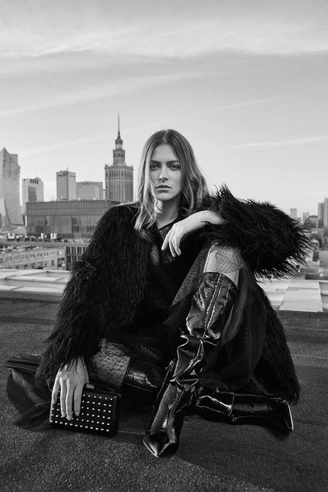 Marlena Szoka for Kazar FW 2018