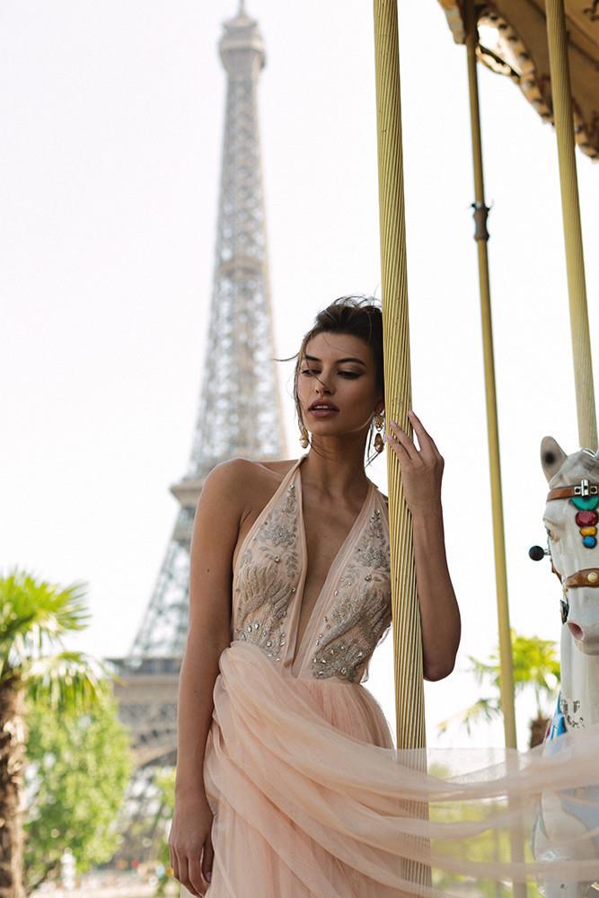 Albina Kireeva for L'etoile Magazine