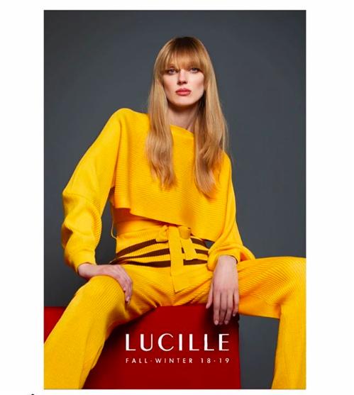 Olga Sherer for LUCILLE FW18-19
