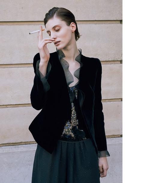 Bo Gebruers for CR Fashion Book