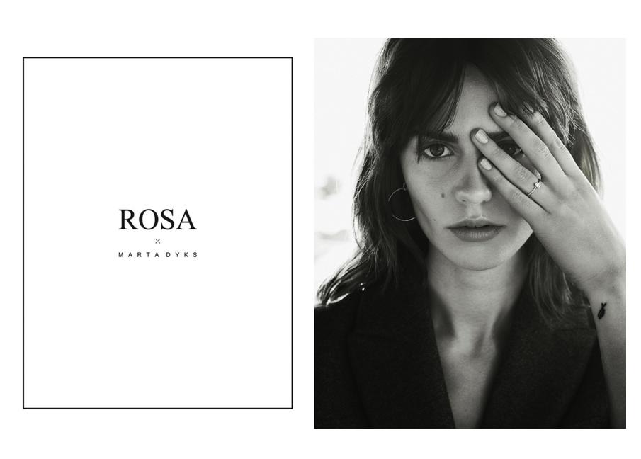 for Rosa x Marta Dyks
