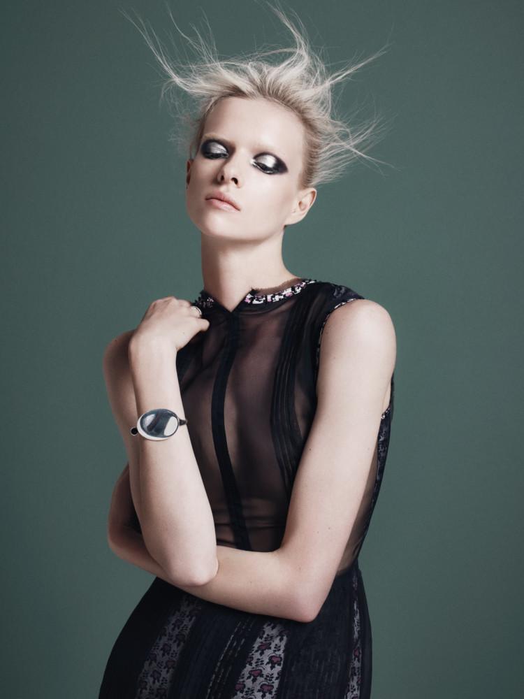 Alyona Subbotina for Harper's Bazaar Kazakhstan