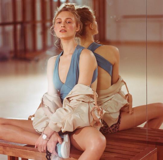 Eliza Kukawska for Twój Styl Magazine