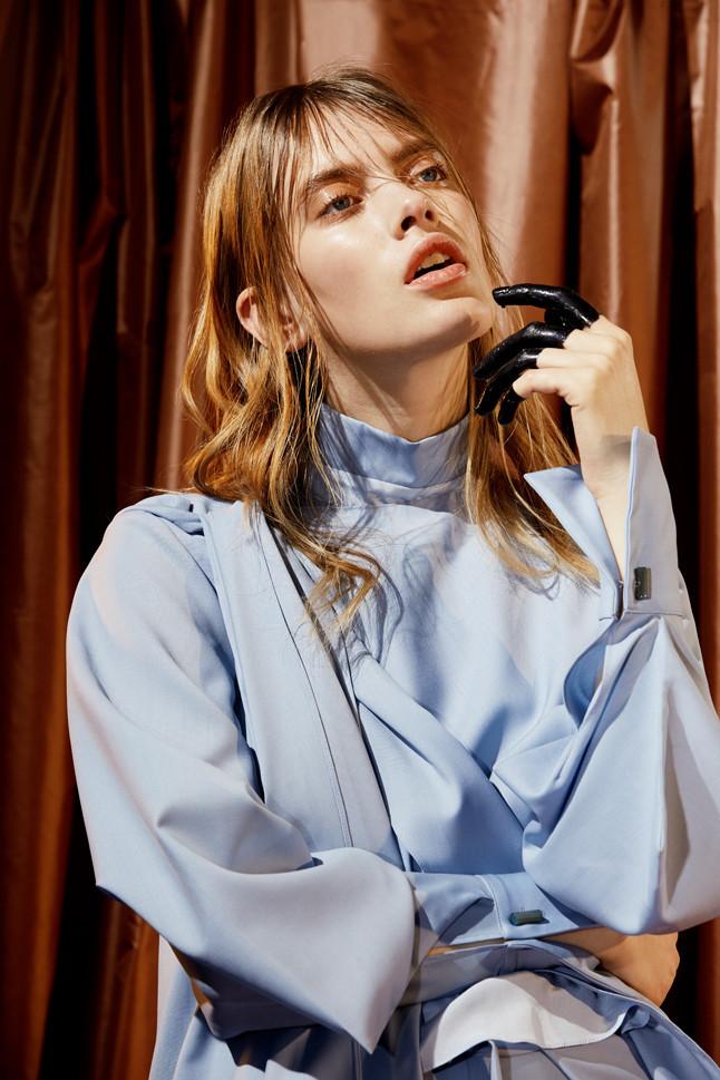 Sofya Titova for Pibe Magazine
