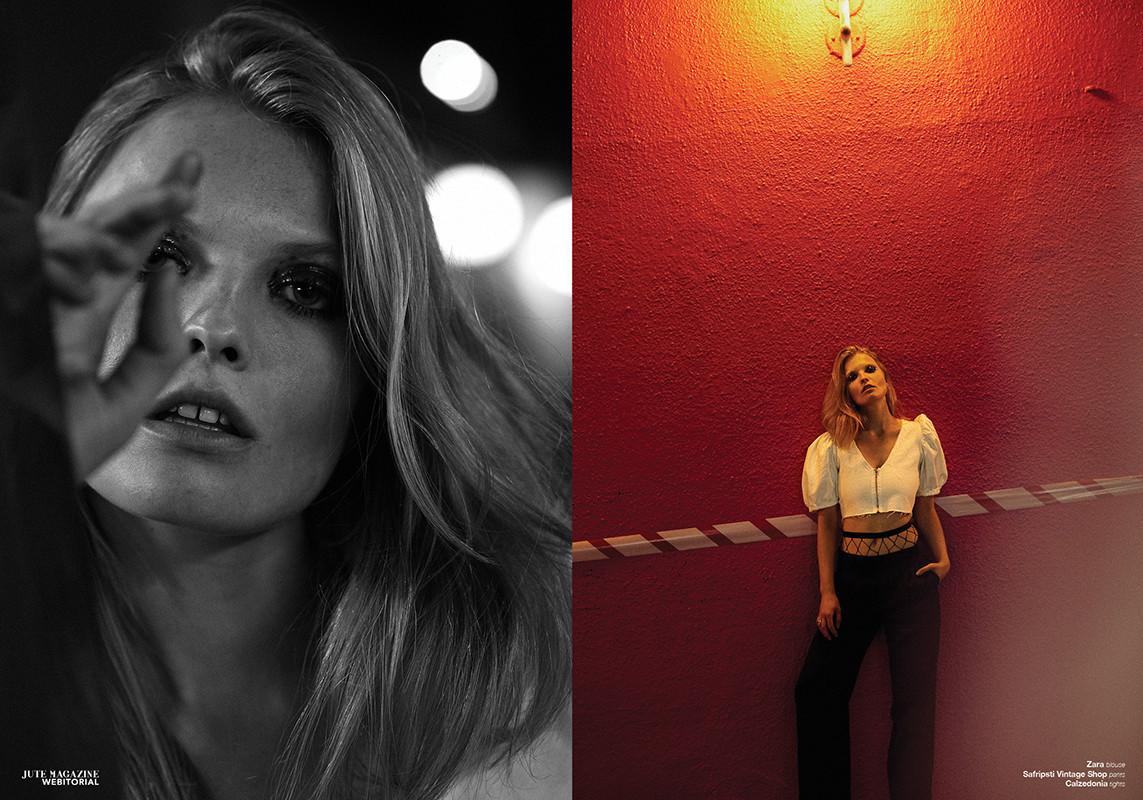 Maria Konieczna for Jute Magazine