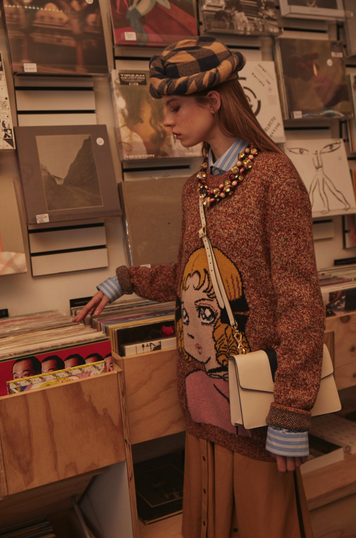 Kay Smetsers for Gucci x Harper's Bazaar US