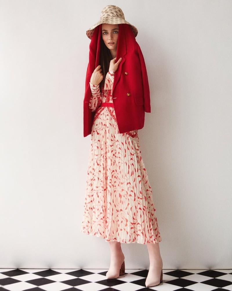 Zuzanna Bijoch for Fashion Magazine Polska