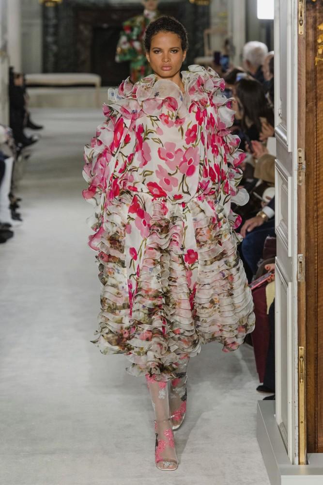 Litza for Valentino SS19 Couture