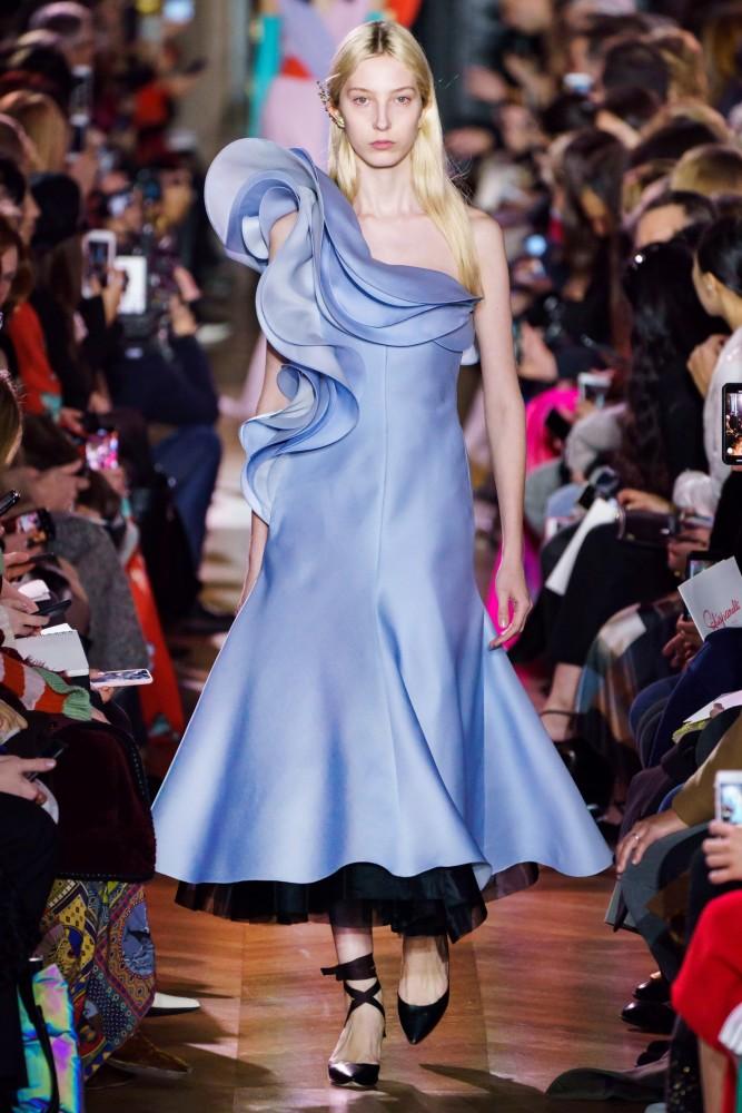 Sonia Komarova for Schiaparelli SS19 Couture
