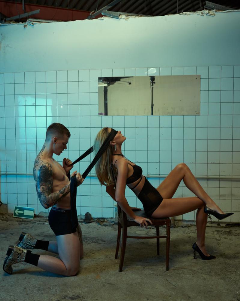 Denisa Dvorakova dor Proč ne?! Magazine