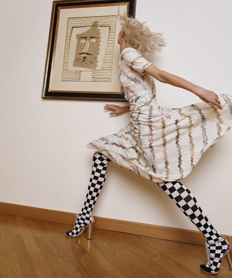 Alyona Subbotina for SCMP Style