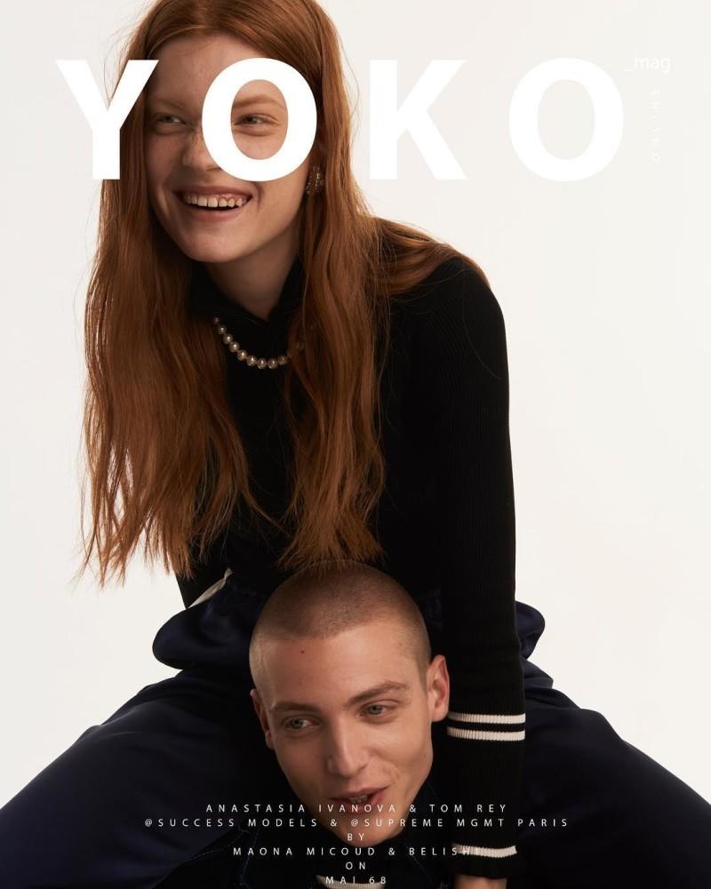 Anastasia Ivanova for Yoko Magazine