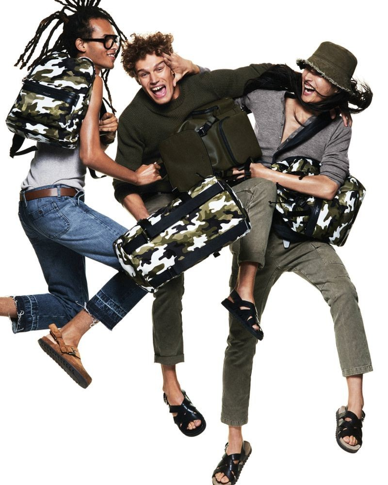Timo Baumann for Michael Kors SS 2019