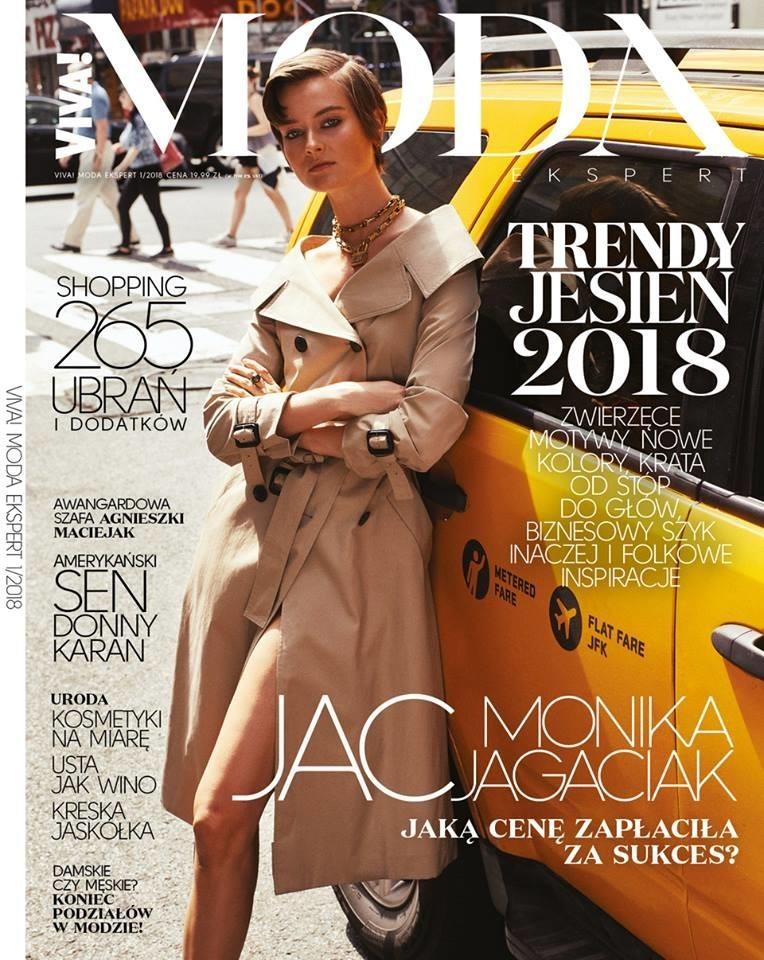 JAC for VIVA MODA Magazine
