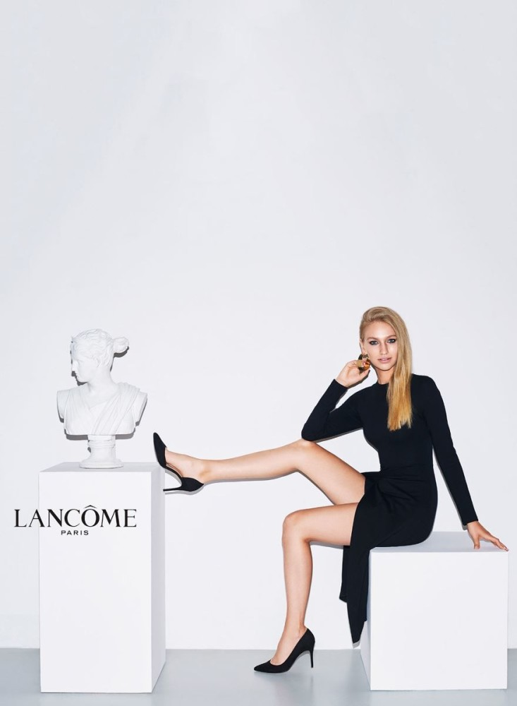 Adrianna Daniel for Lancome