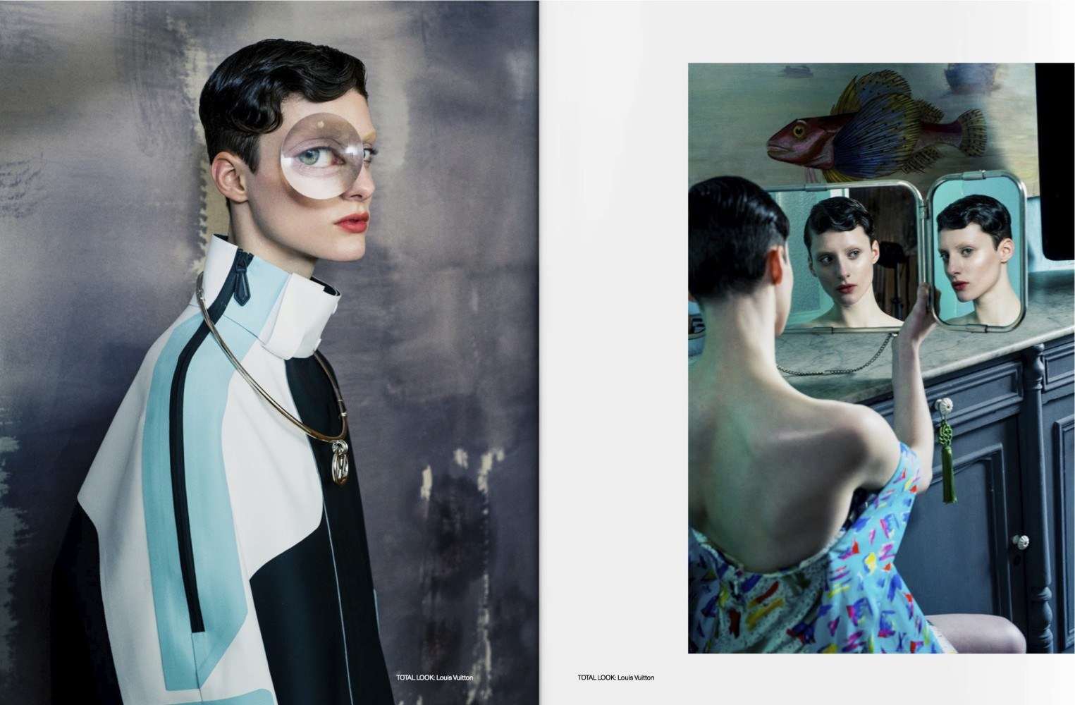 Bo Gebruers for SLEEK Magazine