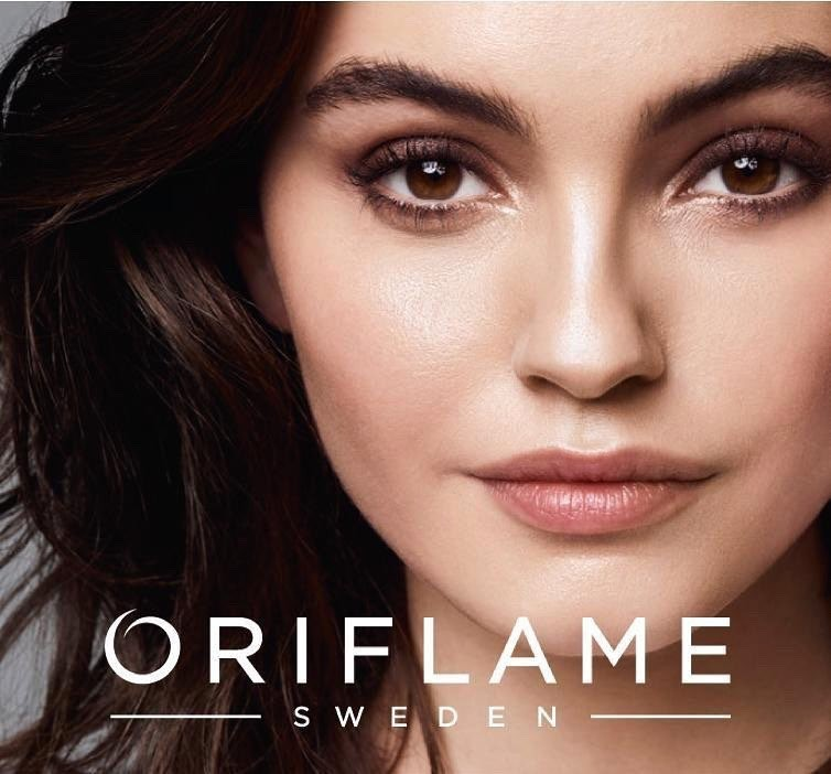 Daria Roxin for Oriflame
