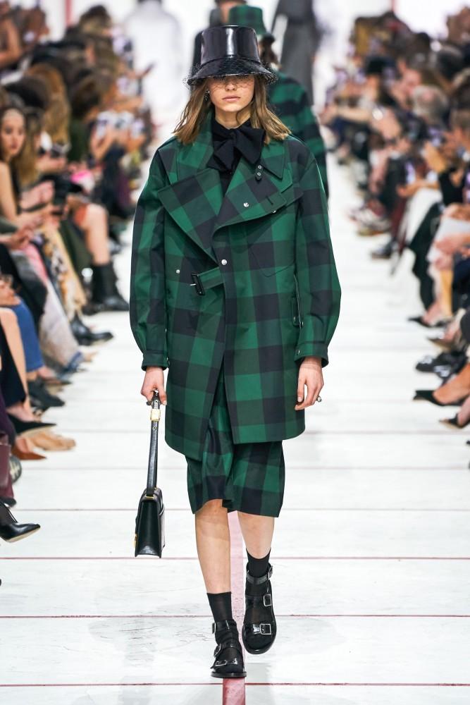 Maud Hoevelaken for Dior FW 2019 PFW