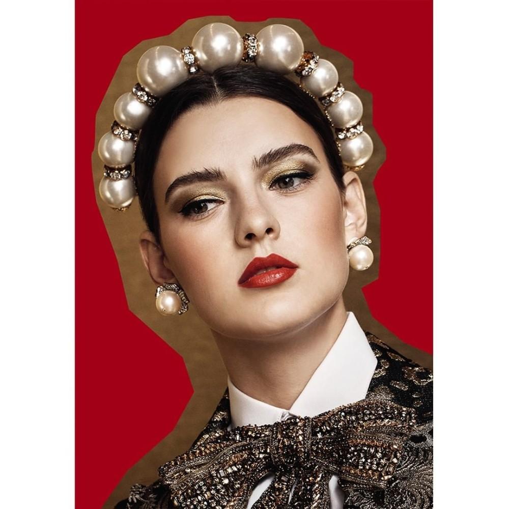 Marie Damian for Dolce & Gabbana