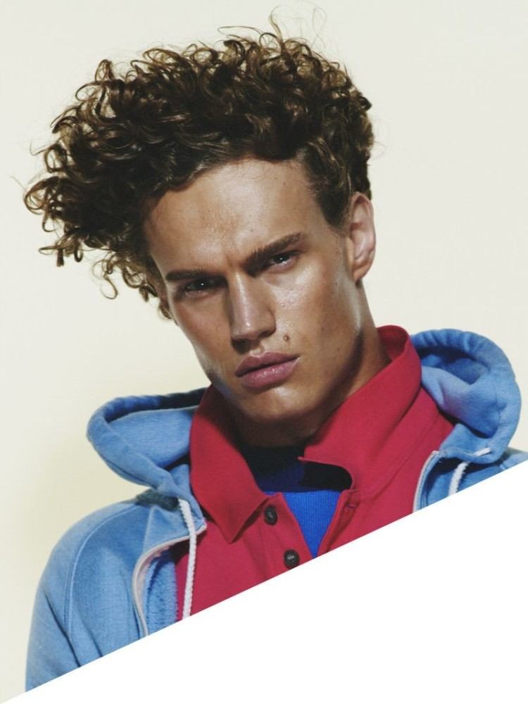 Timo Baumann for Arena Homme +
