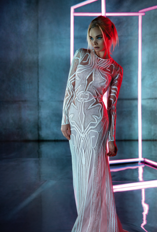 Ada Martini for The NicoleXNicole wedding collection