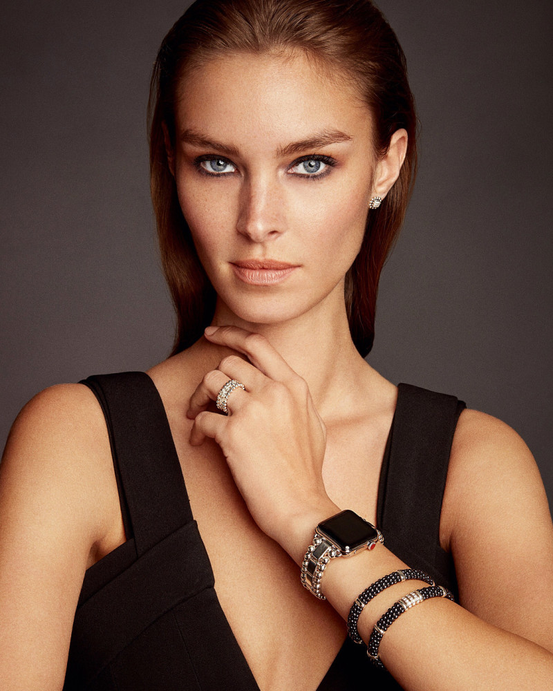 Jessica Le Bleis for LAGOS jewellery