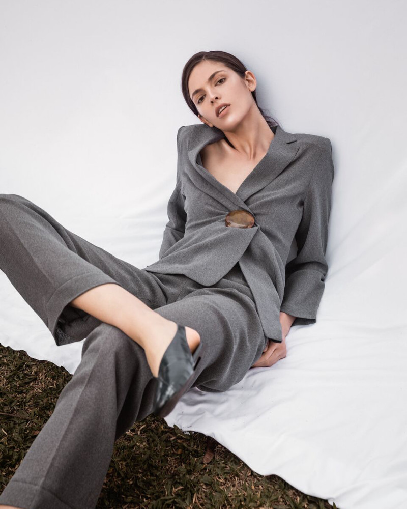 Aline Zanella for LUCY'S Magazine