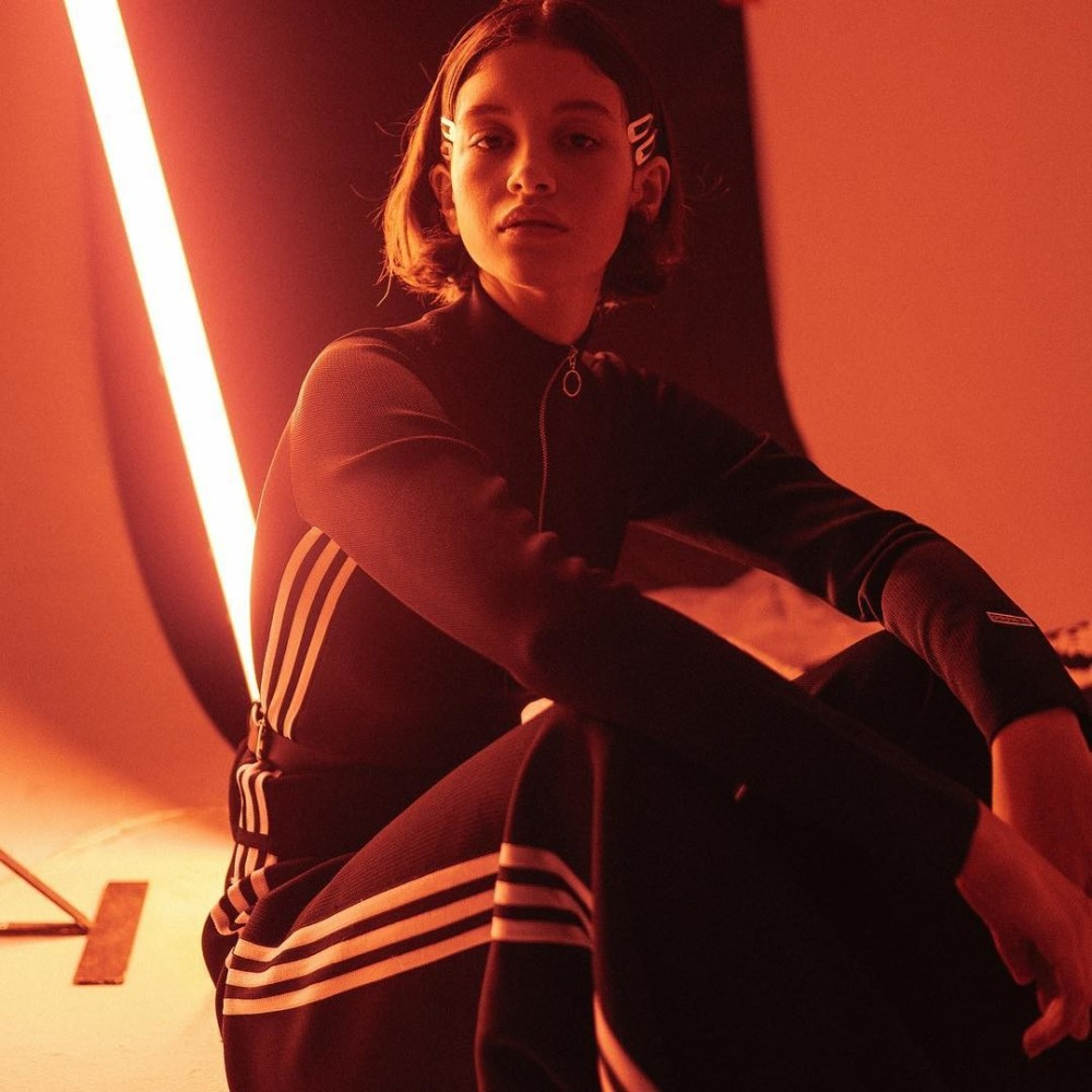 Kim Davidson for Adidas South Africa SS19 lookbook