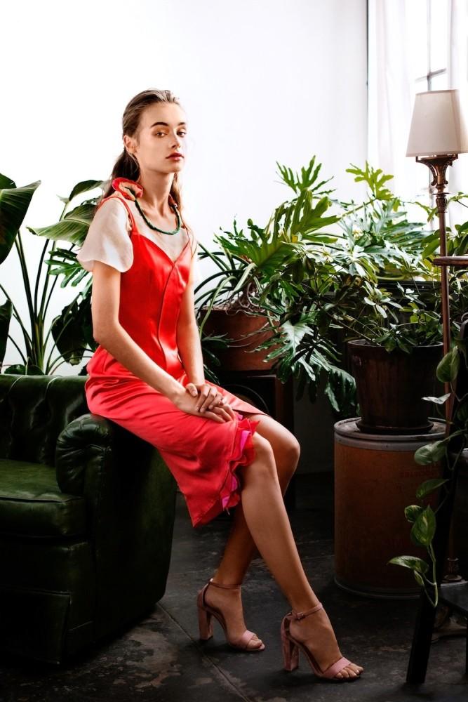 Johanna Didenko for AGAATI Lookbook SS19