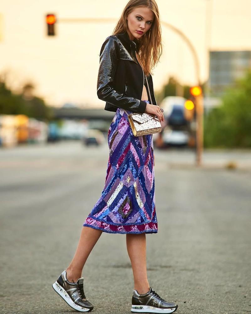 Barbora Dlaskova for Glamour Bulgaria